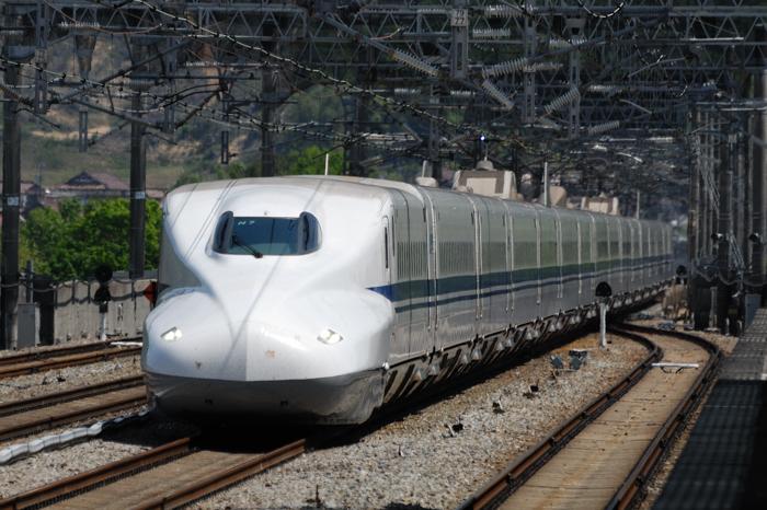 新幹線N700系電車3000番台 (JR西...
